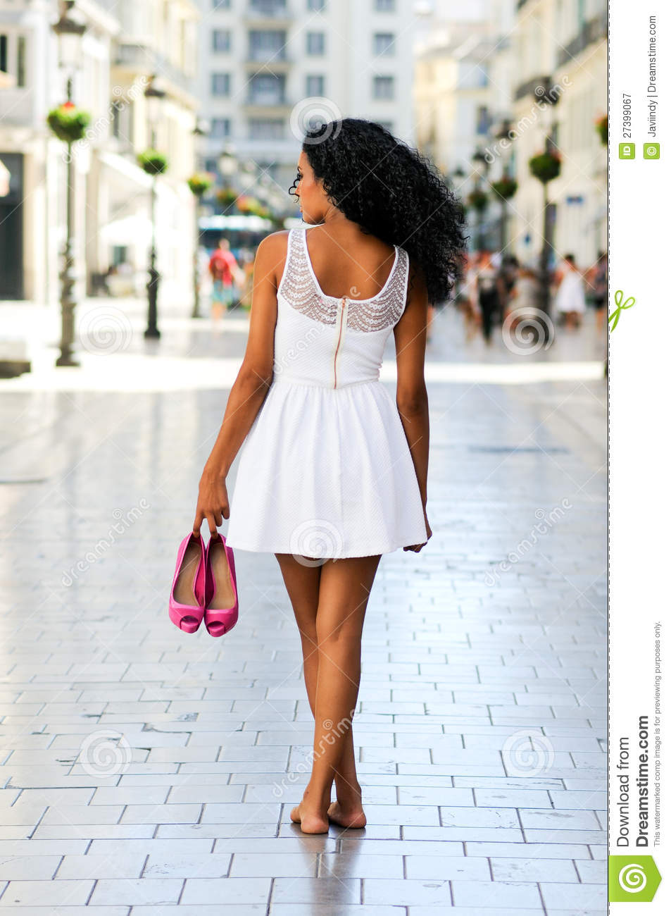 clipart girl walking
