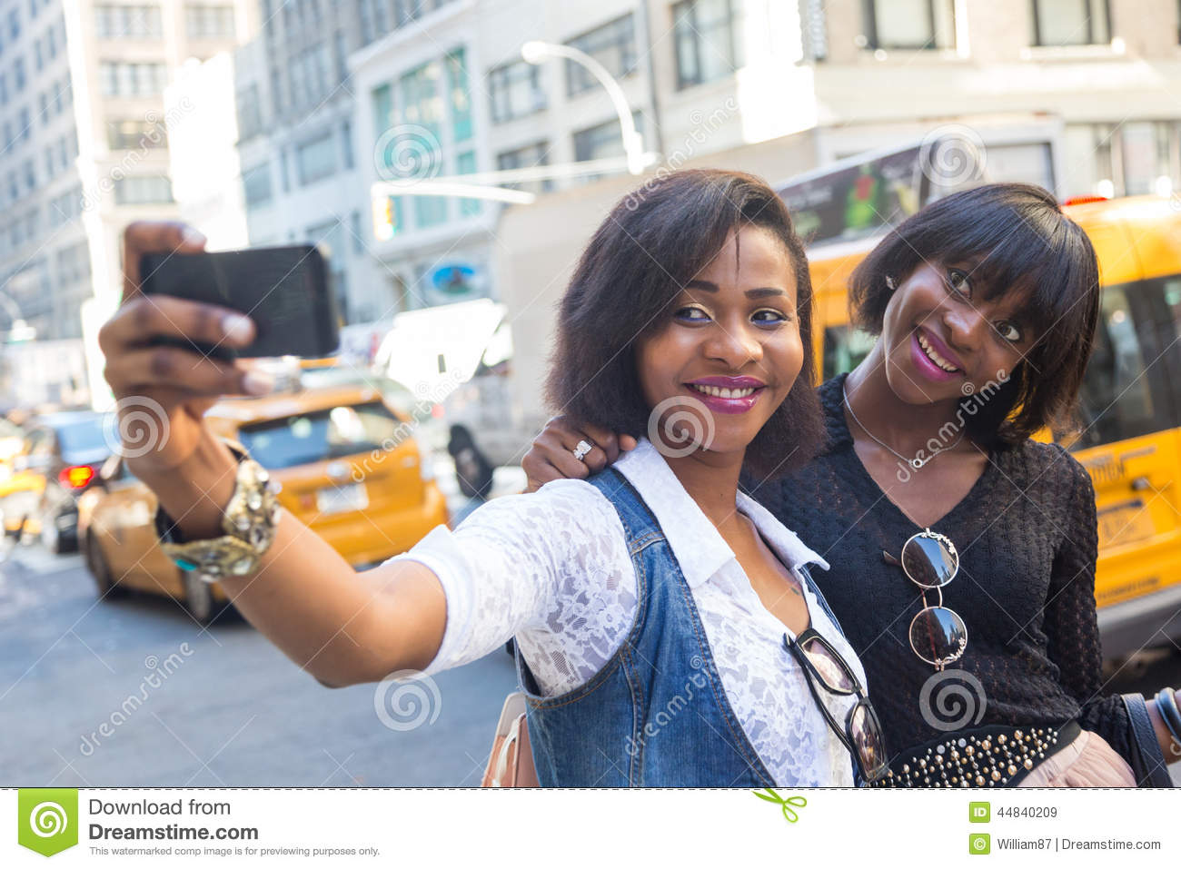 Black woman dating in new york