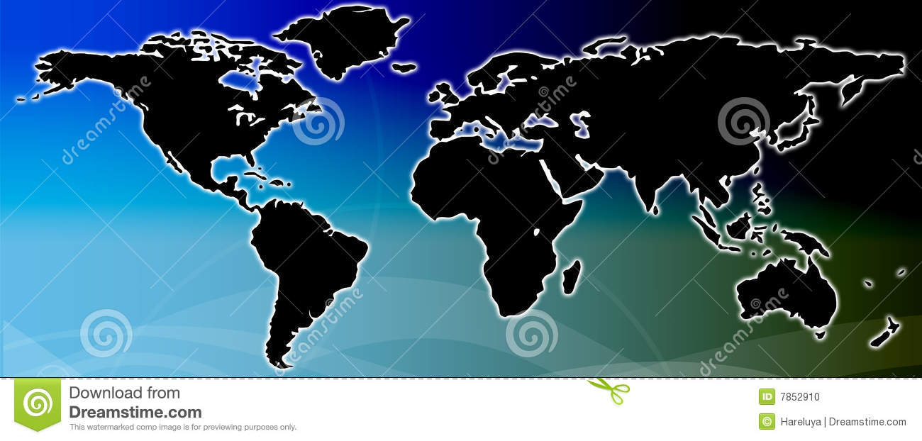 Black world map stock illustration illustration of north 7852910 download black world map stock illustration illustration of north 7852910 gumiabroncs Choice Image