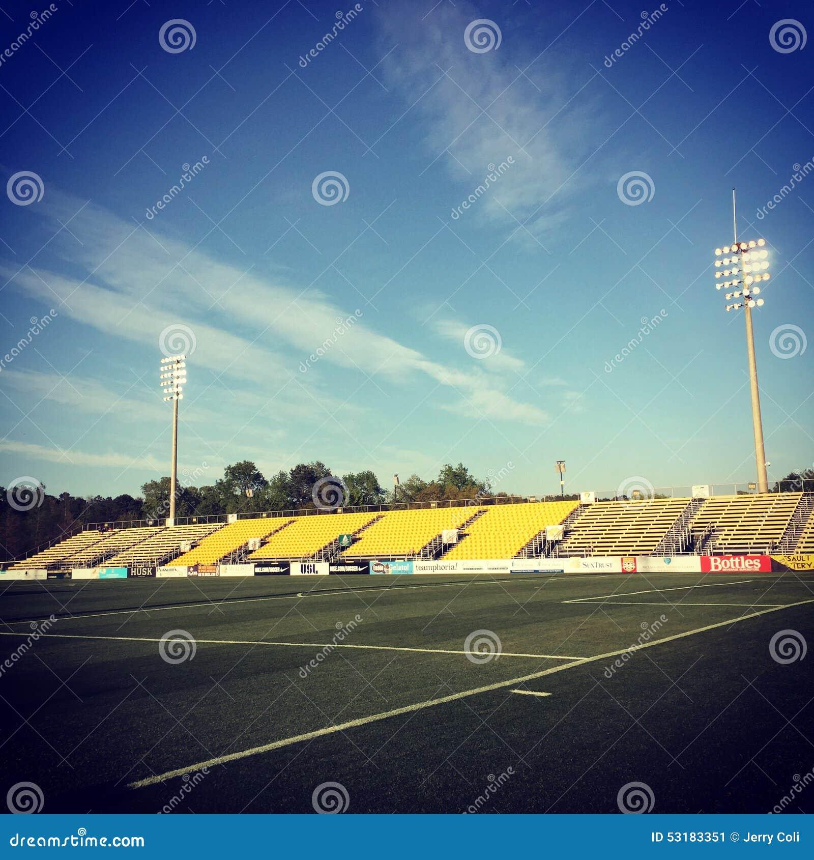 Daniels Island Charleston Sc: Blackbaud Stadium, Daniel Island, Charleston, SC Editorial
