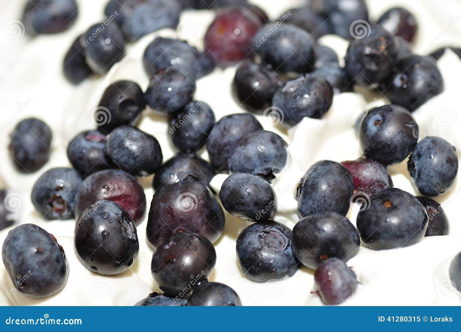 ... and sweet cream sweet cream blackberry blackberries with sweet cream