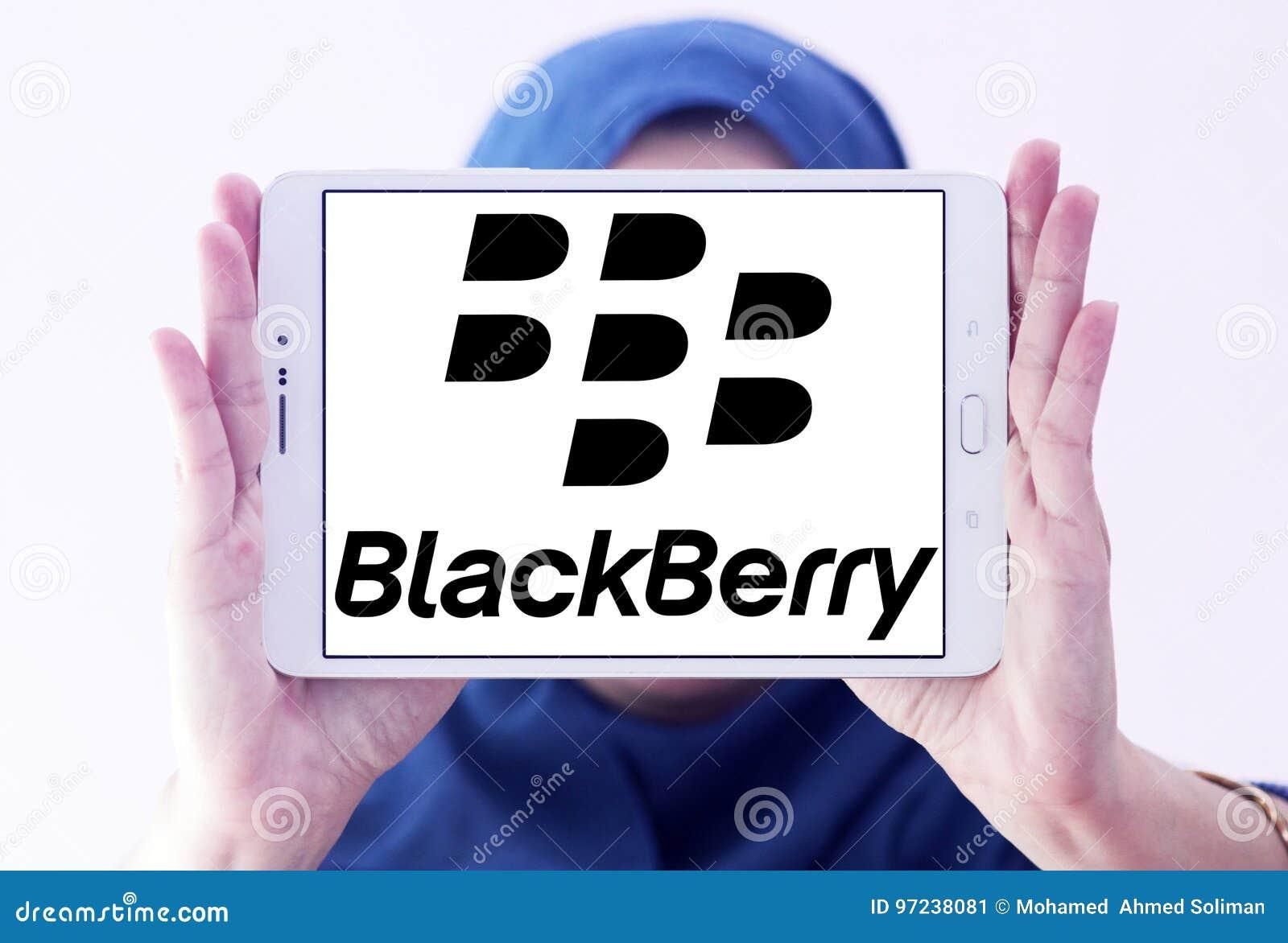Blackberry Logo Editorial Photo Image Of Brands Phone 97238081