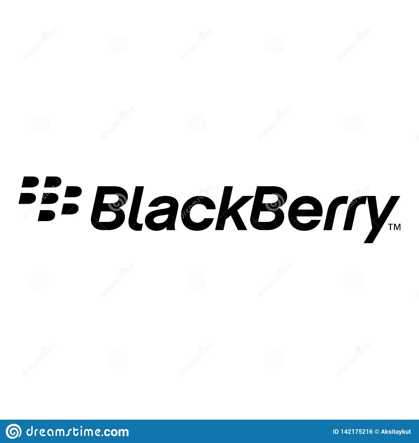Blackberry-Logoikone
