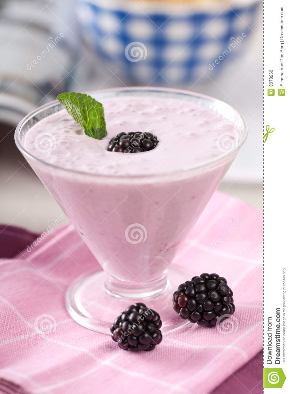 Maple Yogurt Panna Cotta With Blackberry Gel Recipes ...