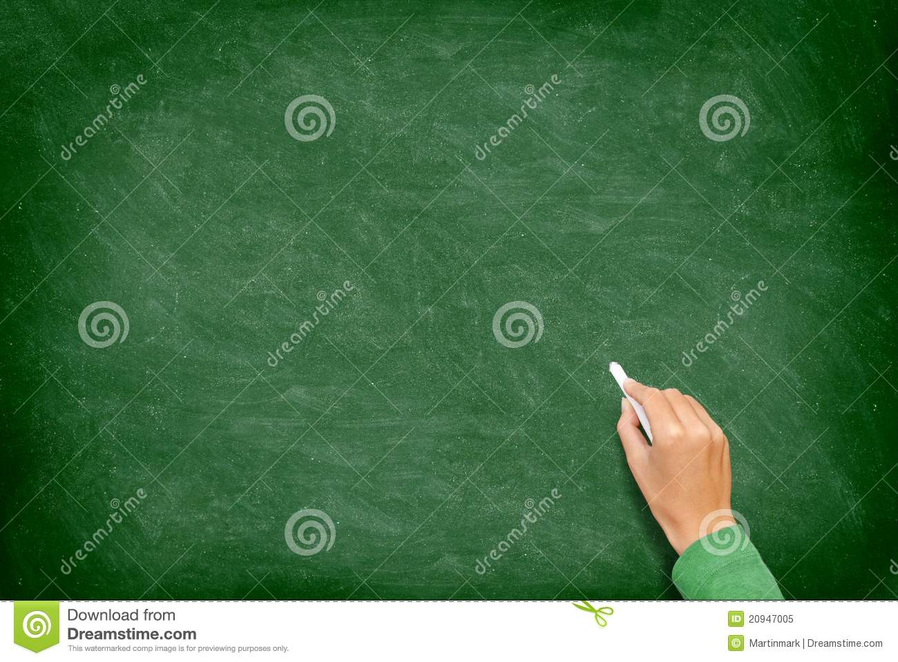 bockbord ritning ~ blackboard  chalkboard with hand royalty free stock photo