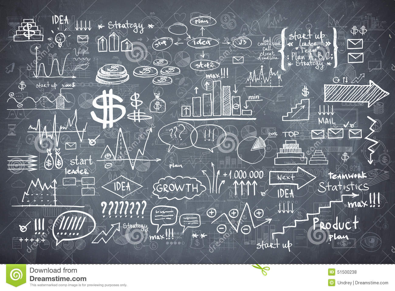 Blackboard chalkboard texture infographics collection hand drawn ...