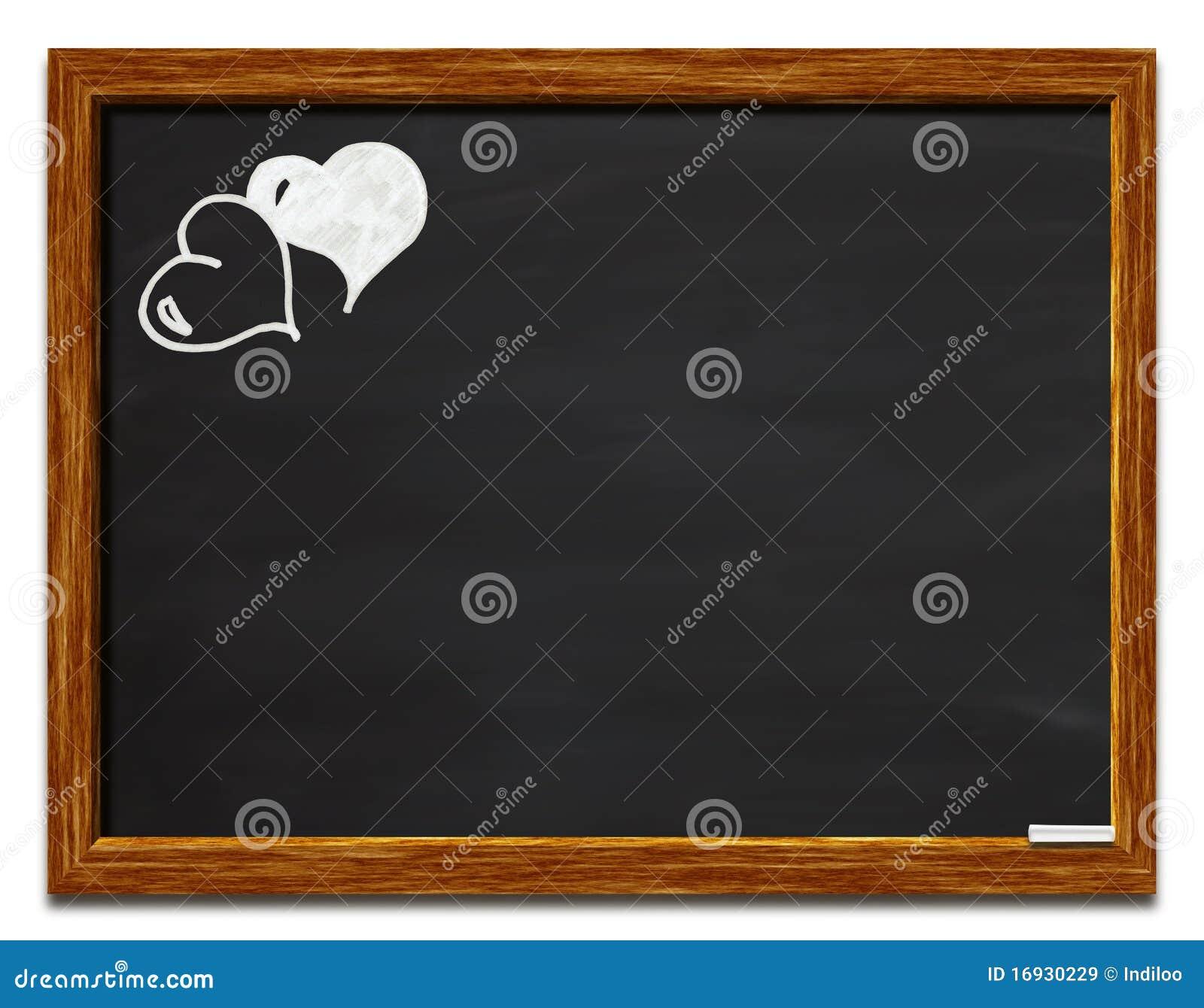 Blackboard serca