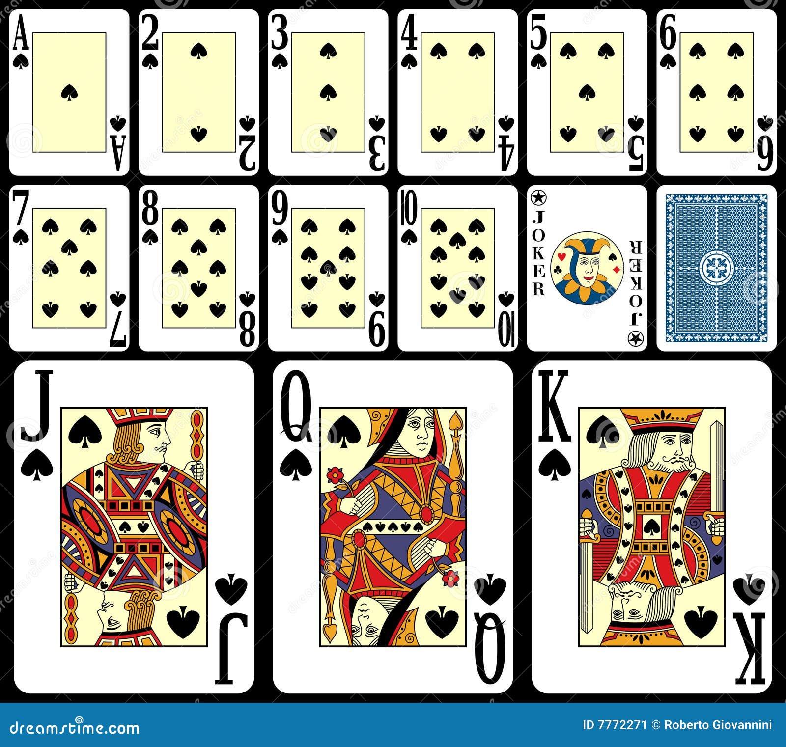 Black Jack Karten Zählen