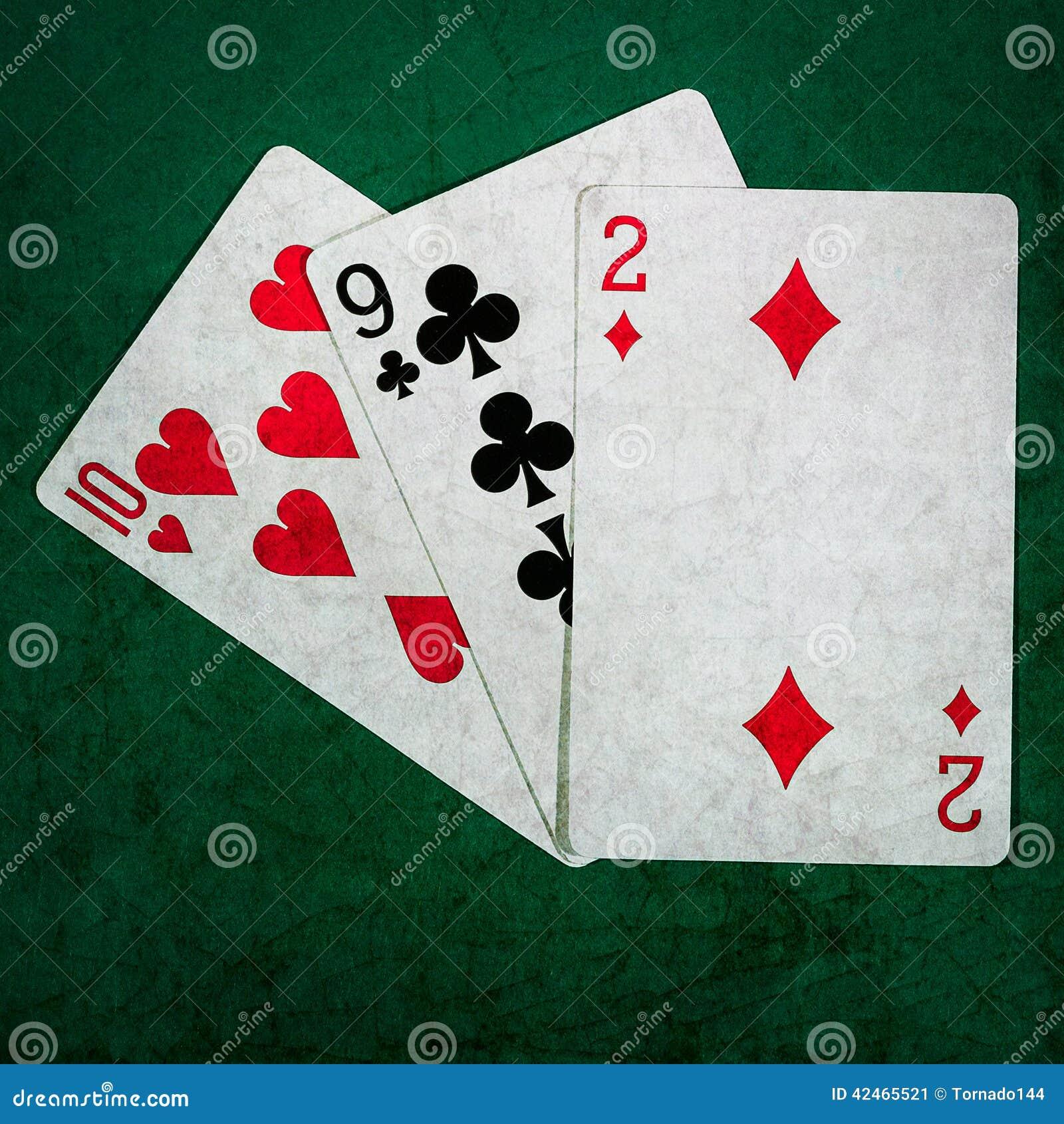 Blackjack cards points