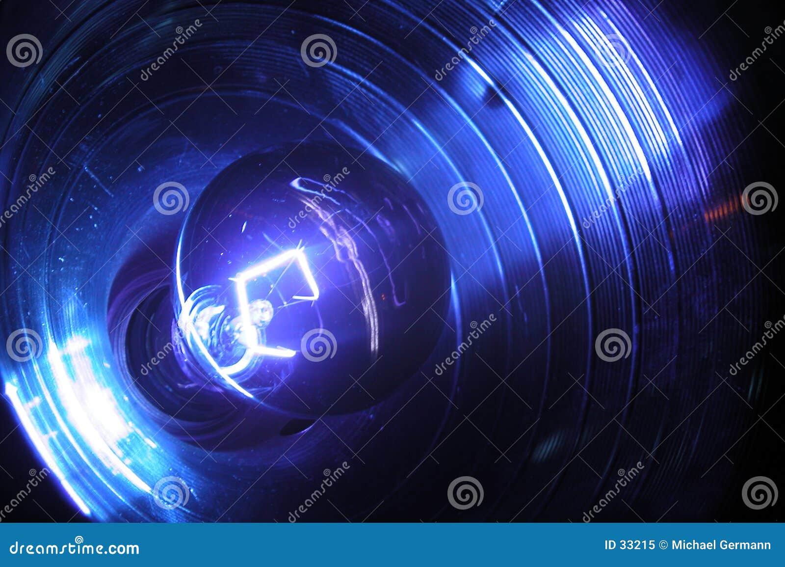 Blacklight en Reflector
