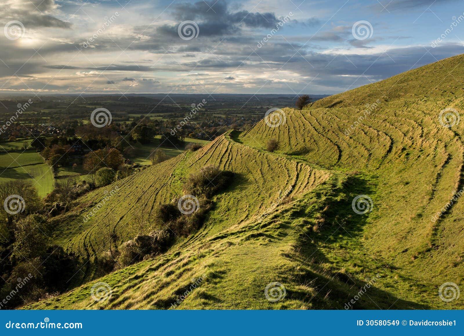 blackmore vale from hambledon hill  dorset  uk royalty Julius Ceasar julius caesar clipart