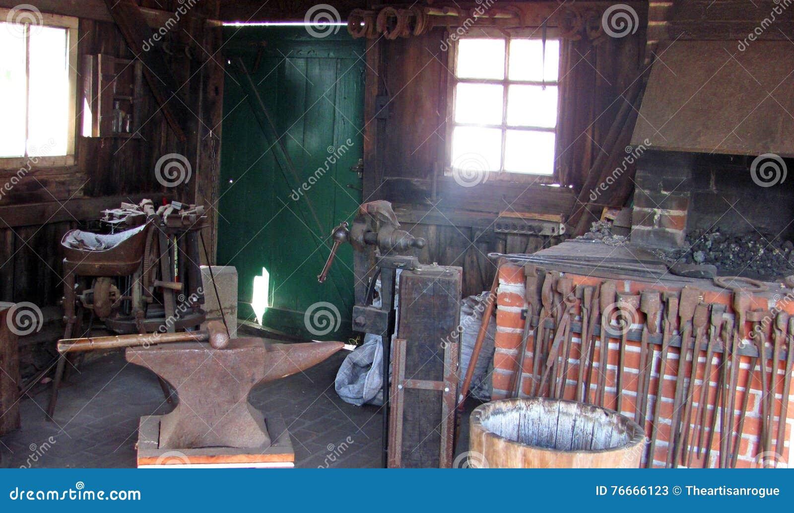 Blacksmith sklep