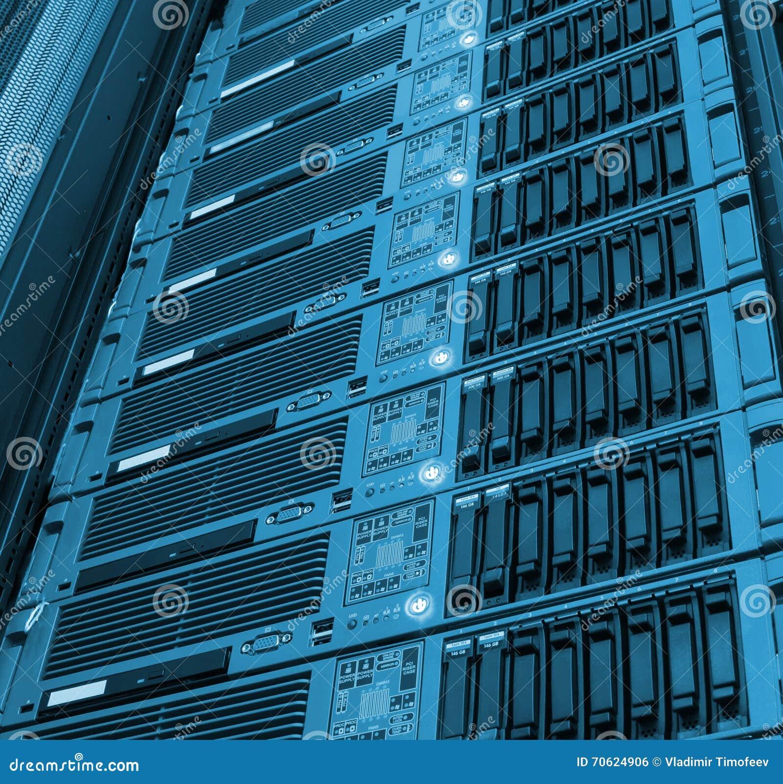 Bladserie van de gegevensverwerking en de opslag van de centrale verwerkingseenheidsverwerking