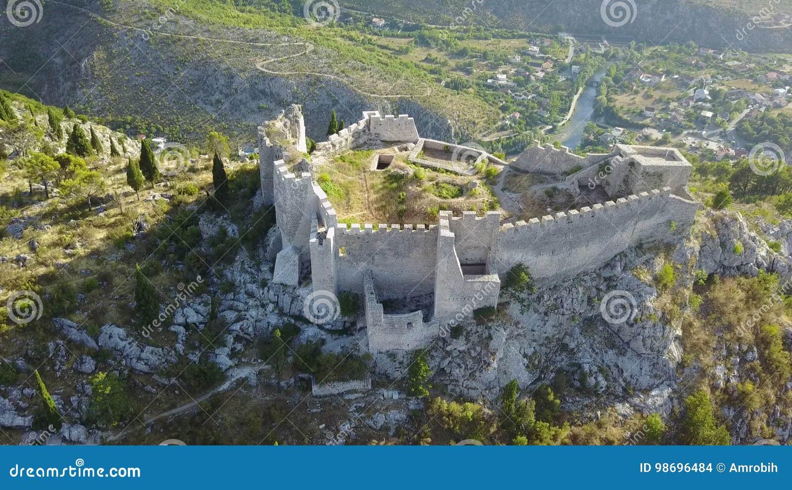 Blagaj - Festung