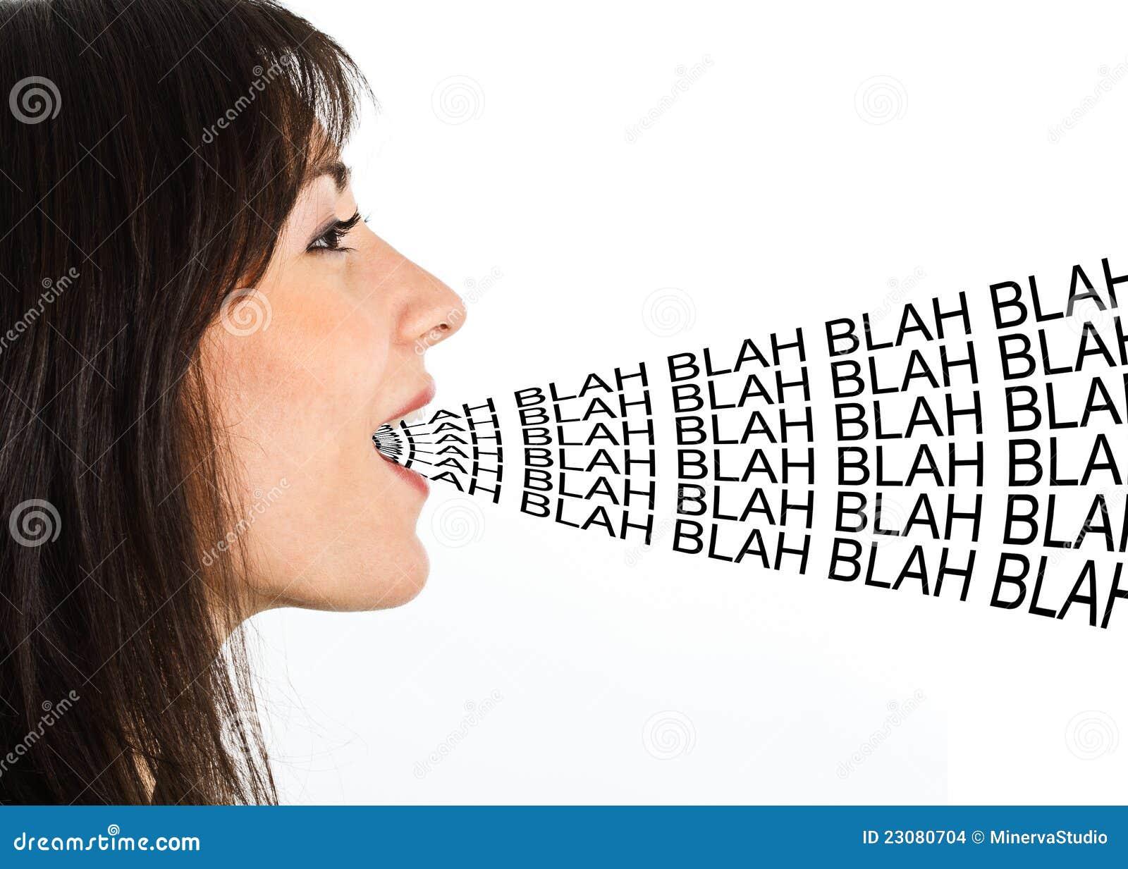 Blah blah chat