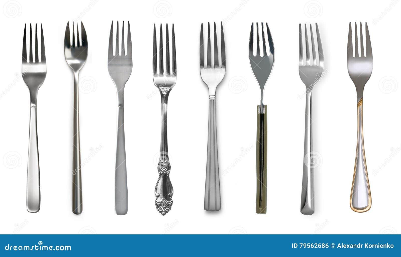 Blanc d isolement par fourchette