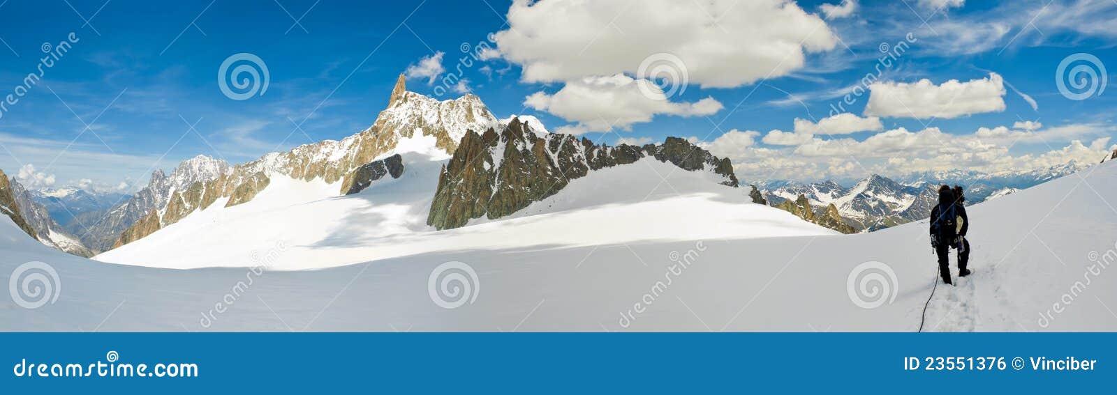 Blanc masywu mont