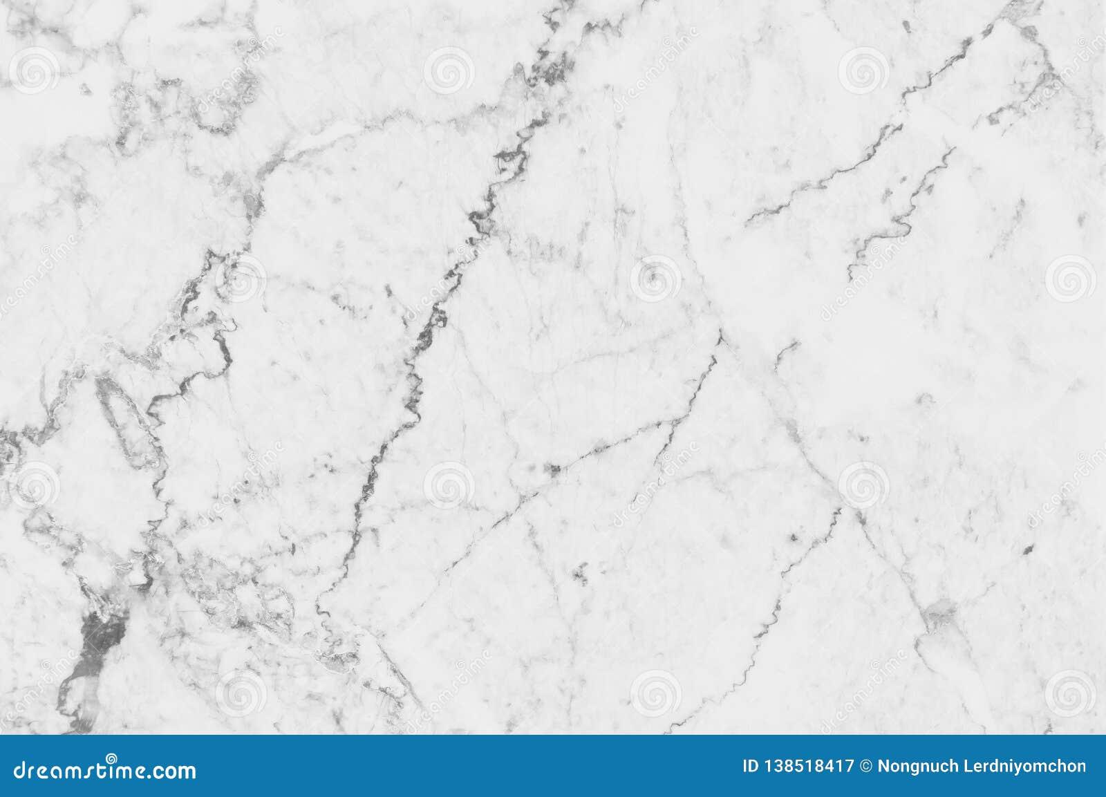 Blanco con el fondo de mármol gris Mármol blanco, textura del cuarzo Fondo natural del modelo o del extracto
