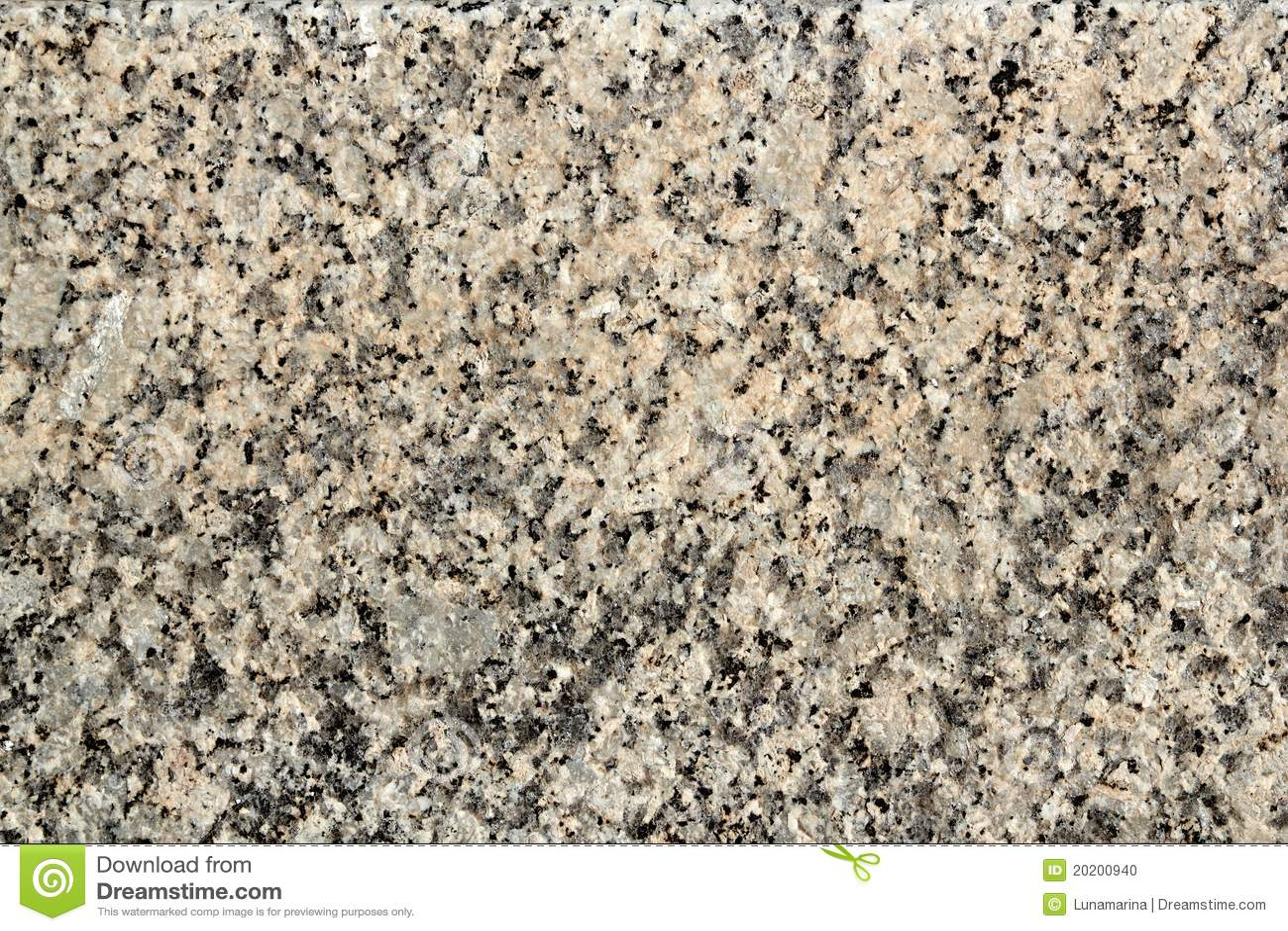 Blanco Negro Gris De La Textura De Piedra Del Granito Foto