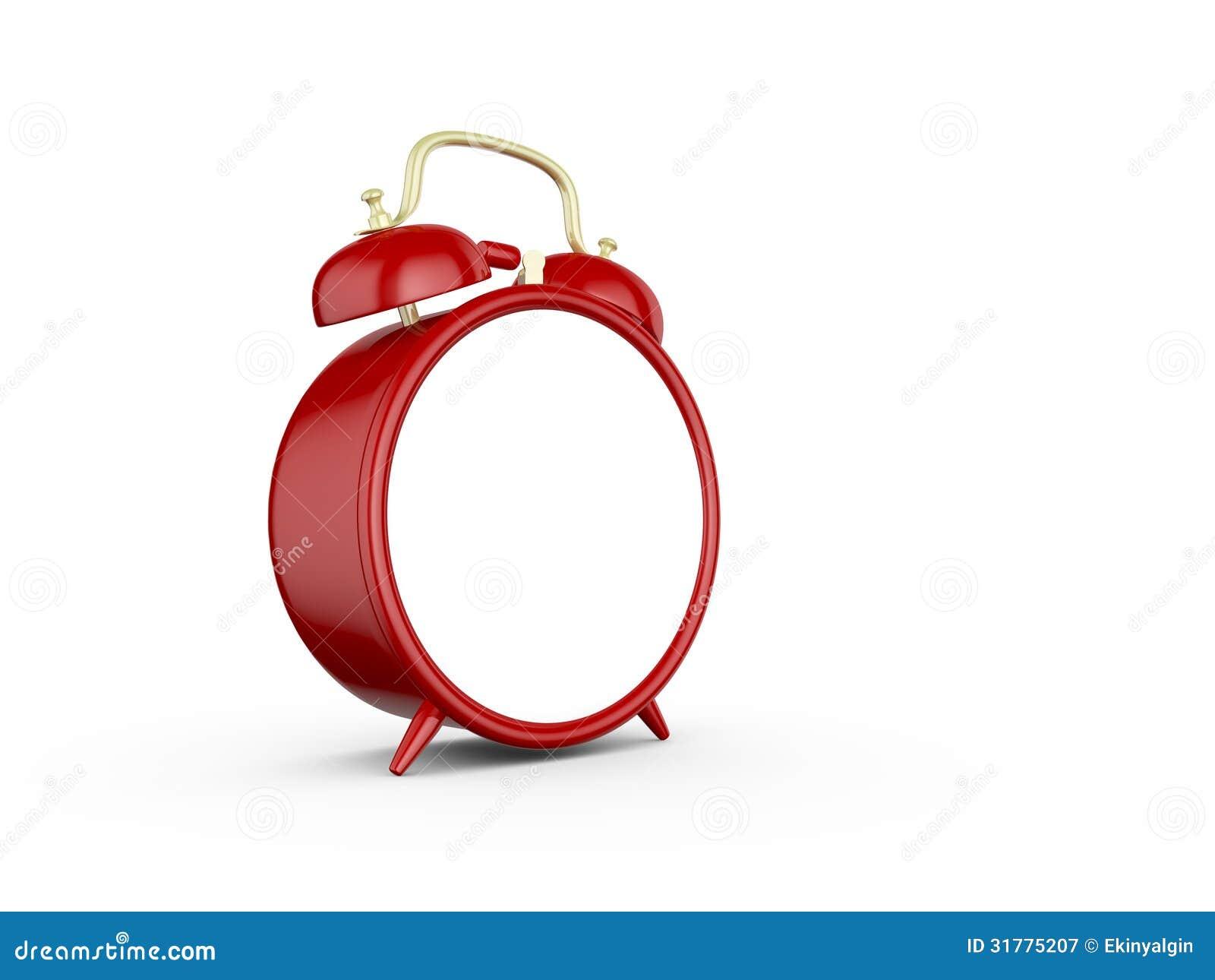 Blank Alarm Clock Royalty Free Stock Photography - Image ... Blank Alarm Clock Clipart