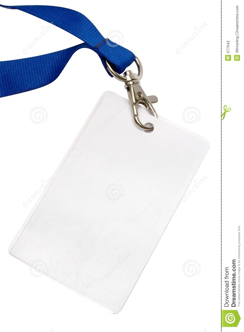 blank backstage pass w   path stock photography