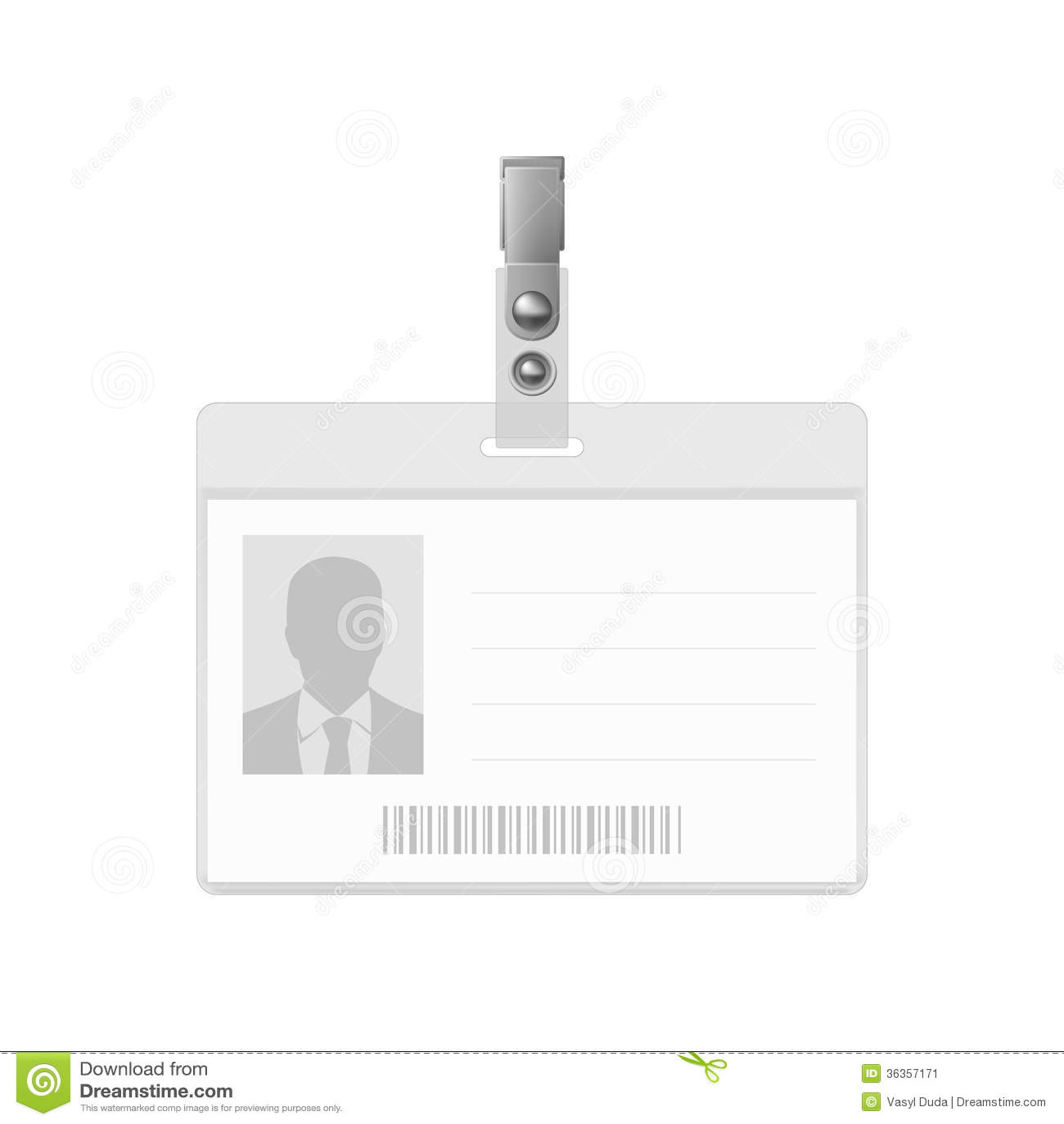 blank badge  stock image