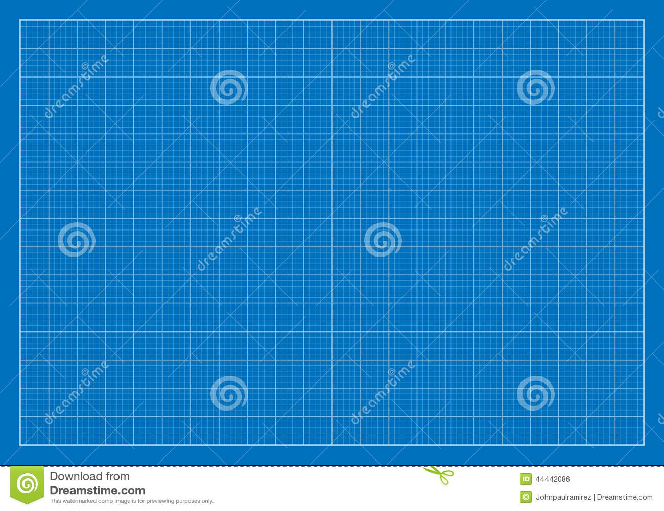 Blank blueprint grid architecture stock vector image for Architecture blueprint