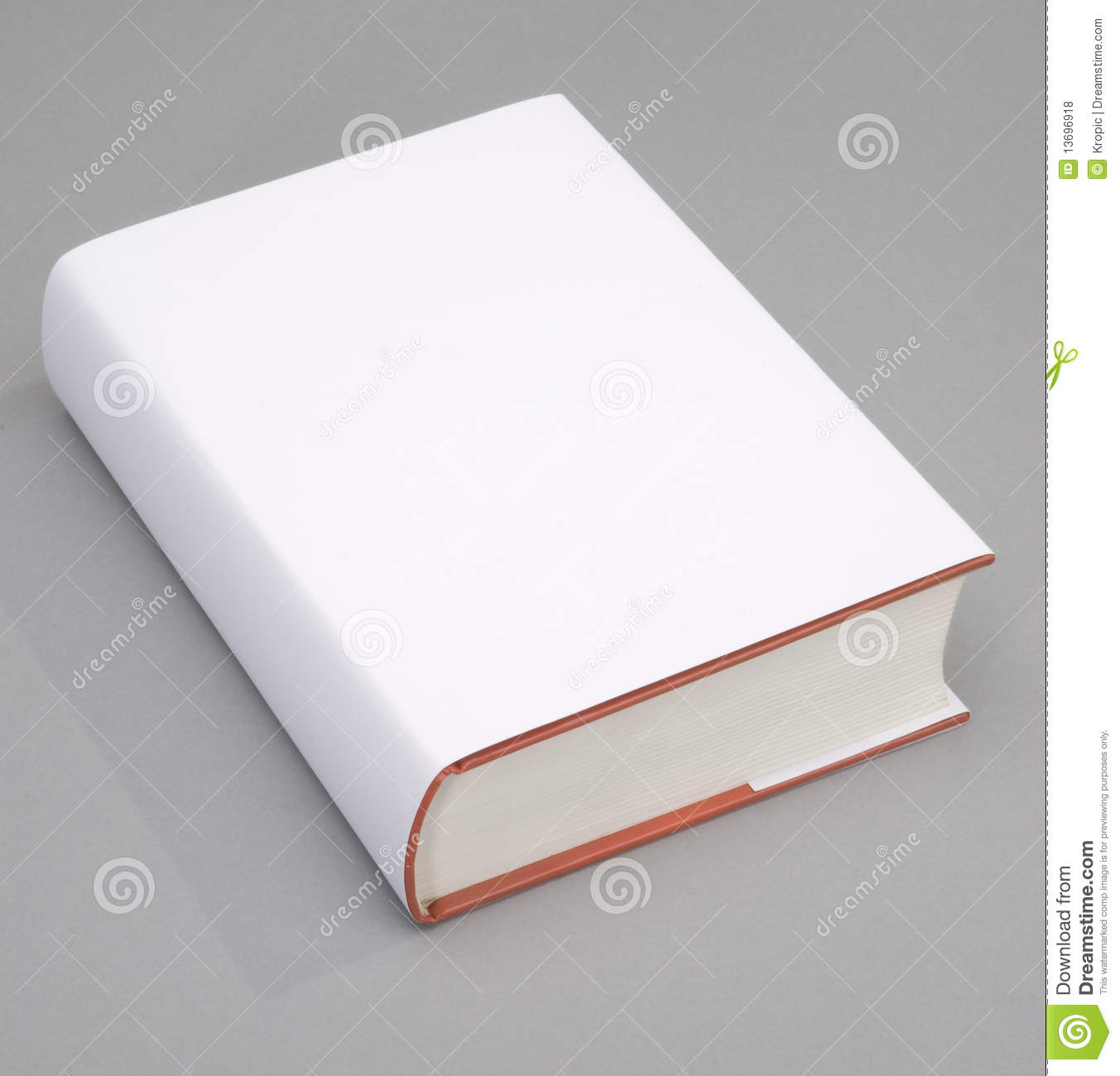Book Cover Stock Photography ~ Blank book cover royalty free stock photos image
