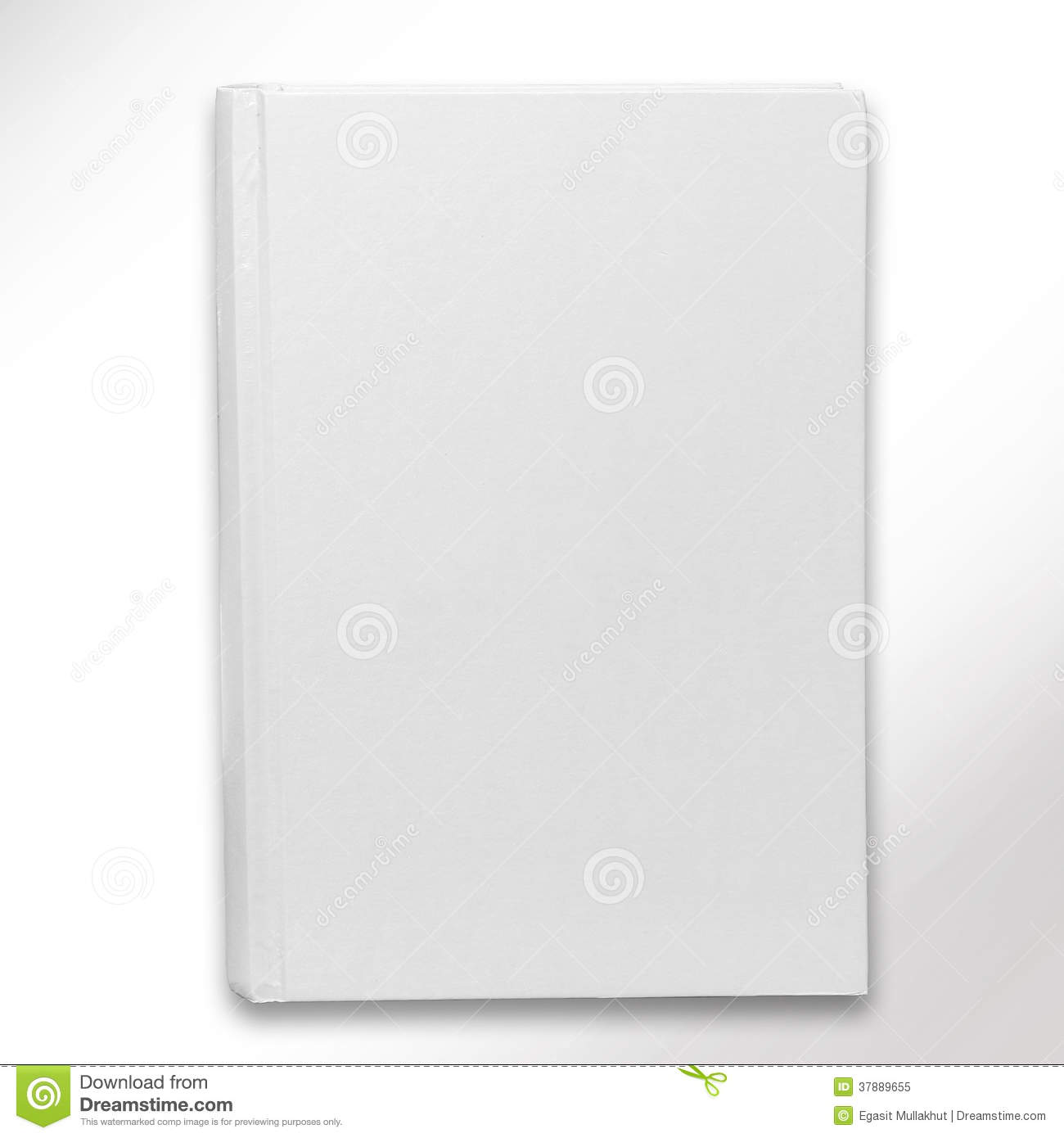 Blank Black Book Cover ~ Blank book cover royalty free stock photo image