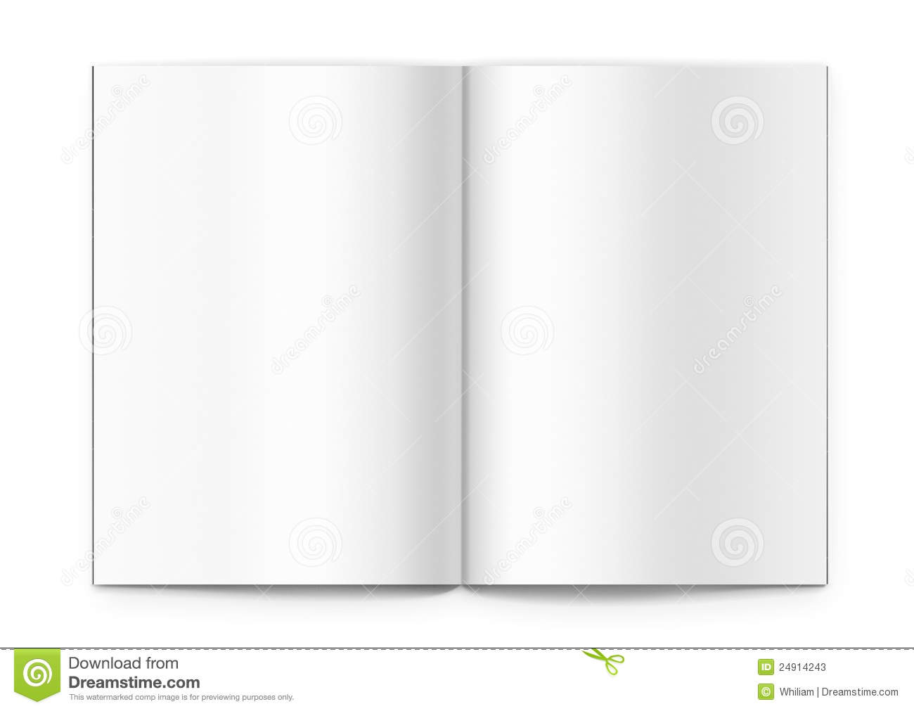 blank template brochure design – Blank Pamphlet Template Word