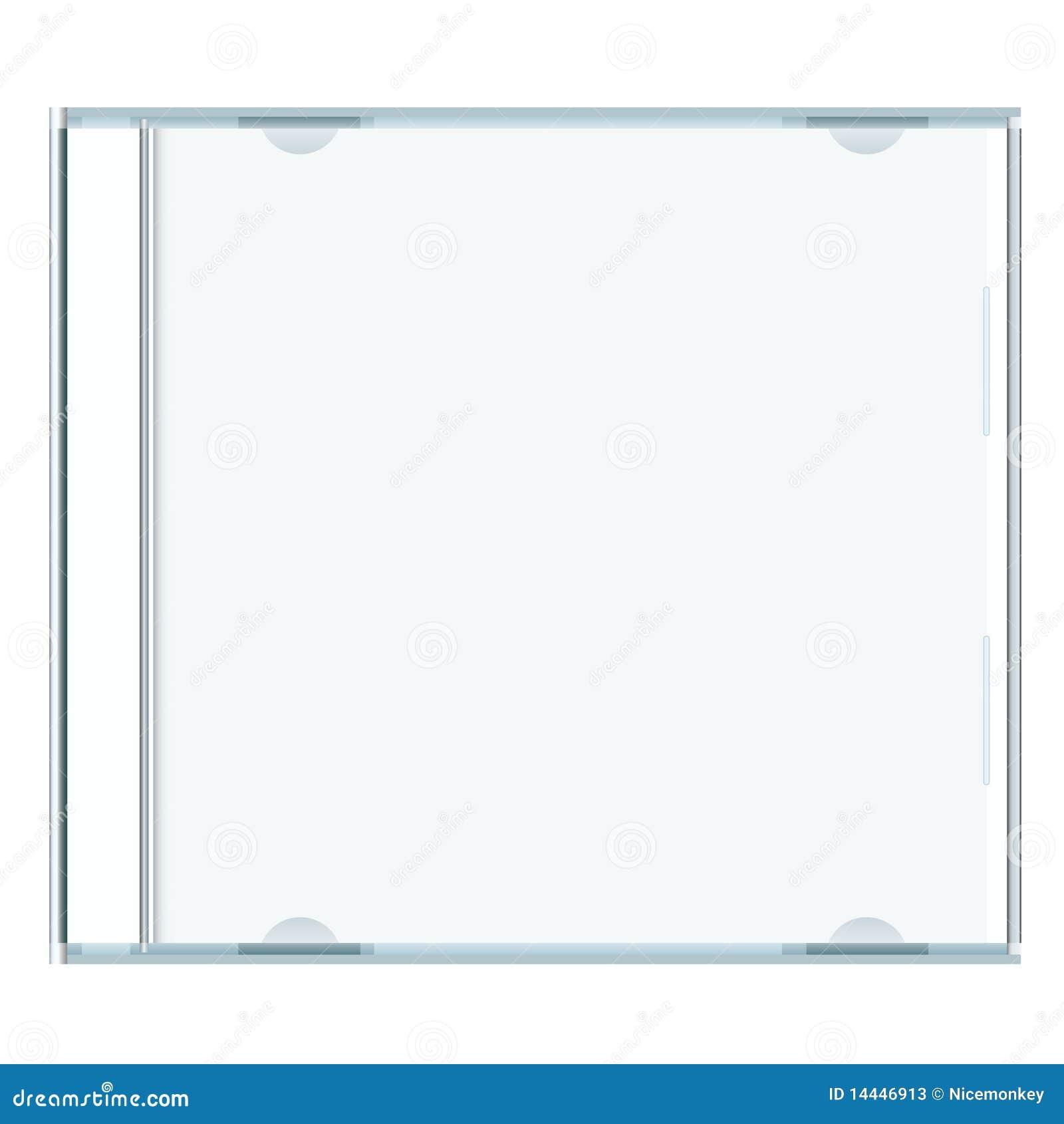 blank cd case template - photo #35