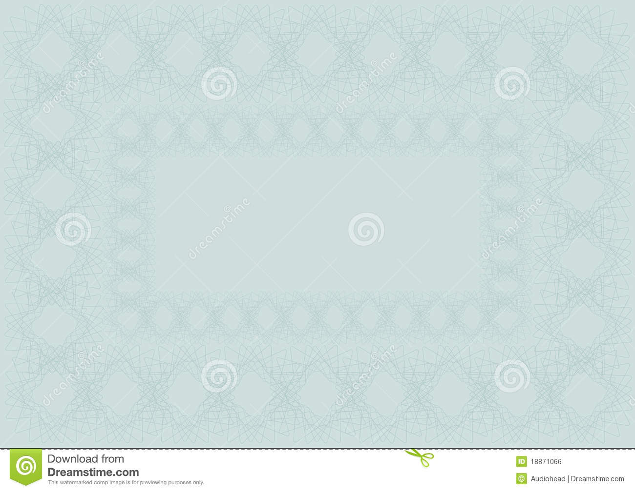 Blank Certificate Background Royalty Free Stock Image - Image ...