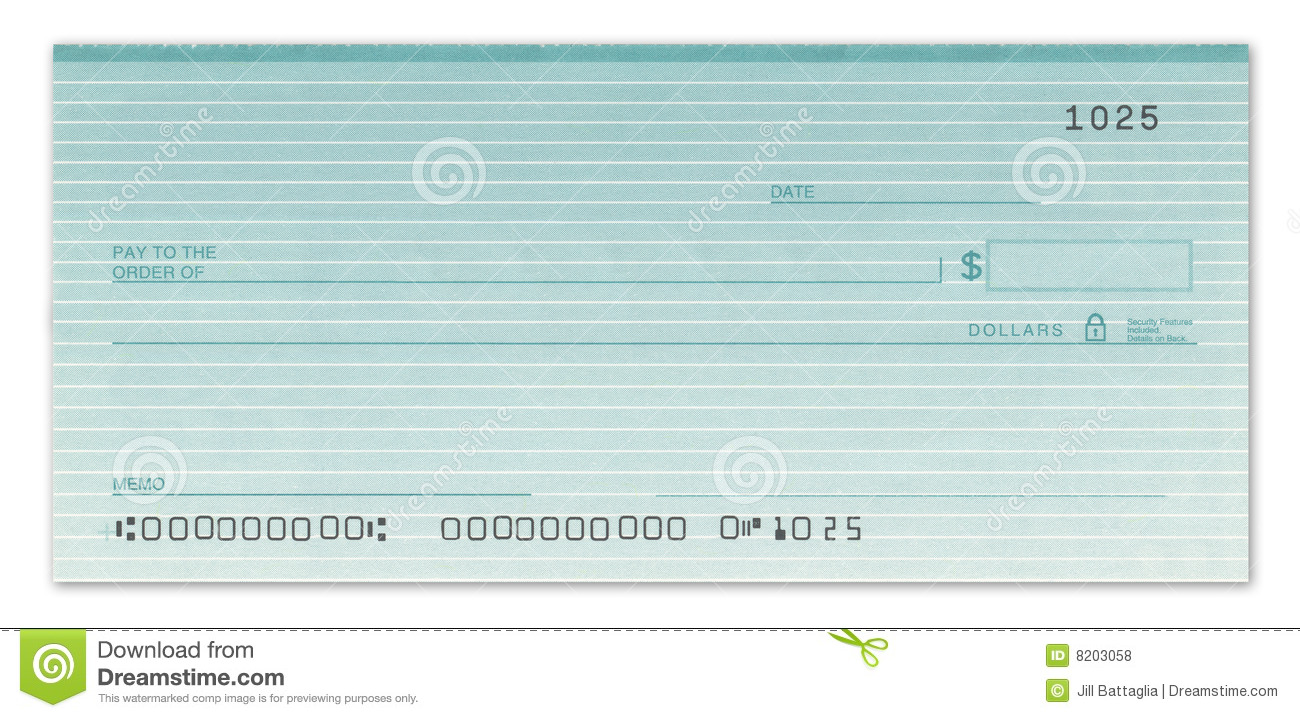 blank check with false numbers stock photo - image: 8203058, Powerpoint templates