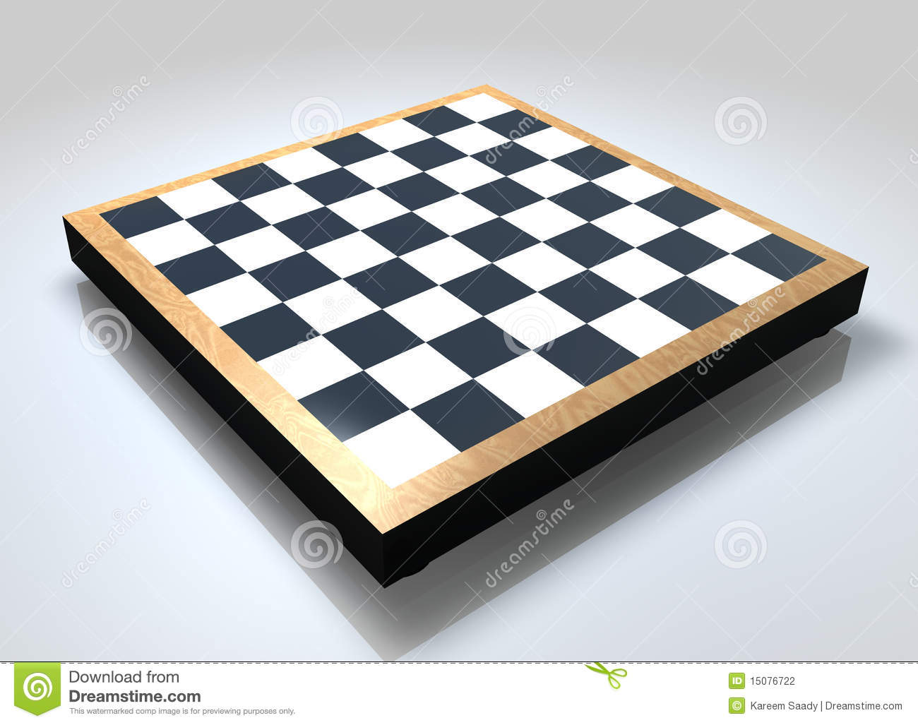 picture about Chess Board Printable identified as Blank Chess Board inventory example. Instance of