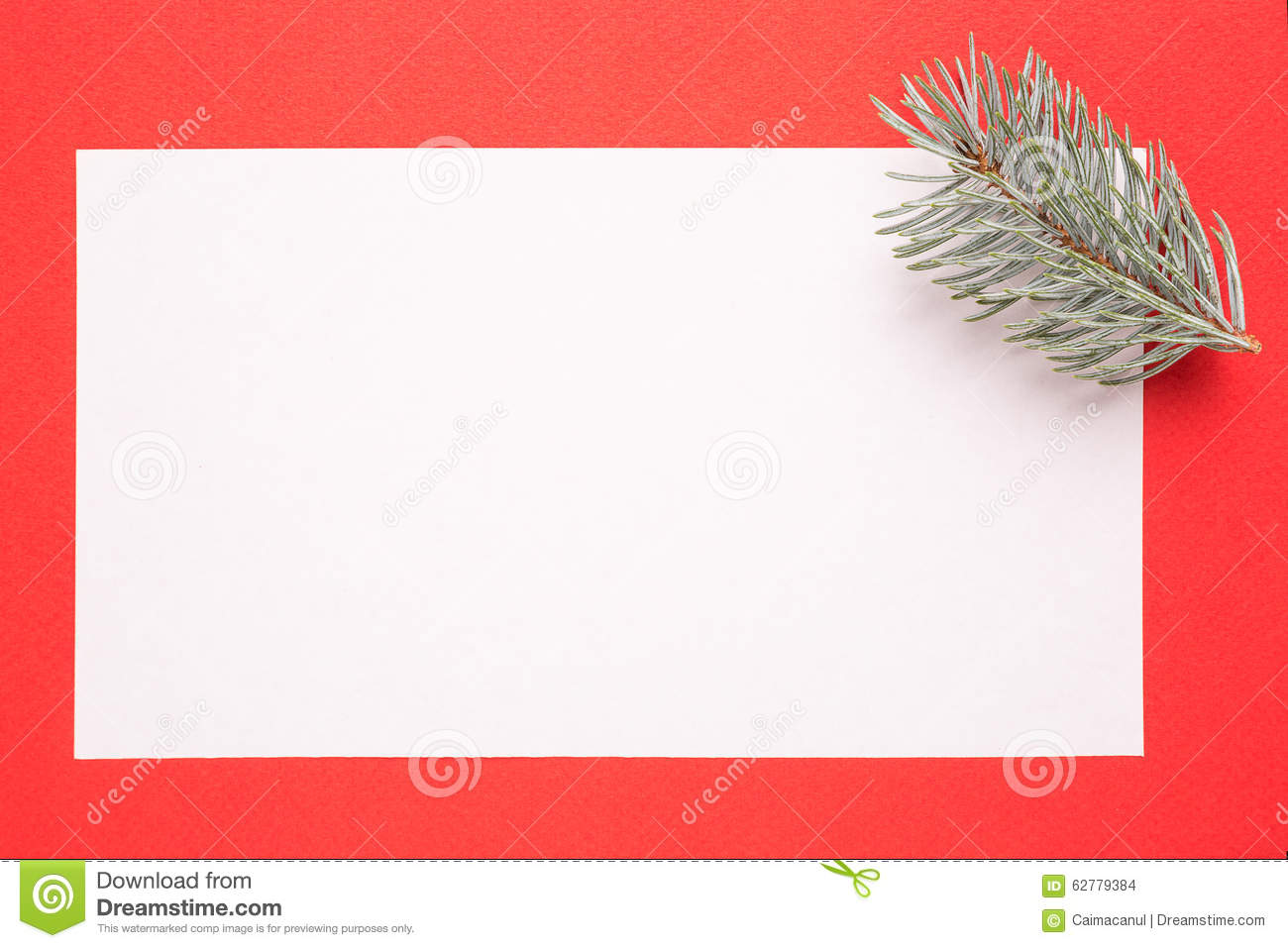 blank christmas card stock photo image 62779384 blank christmas card