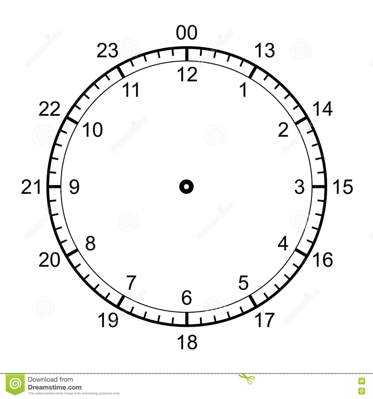 worksheet Learn To Tell Time learn to tell time tally worksheets mutiplication early learning wall clock vector cartoon blank image early