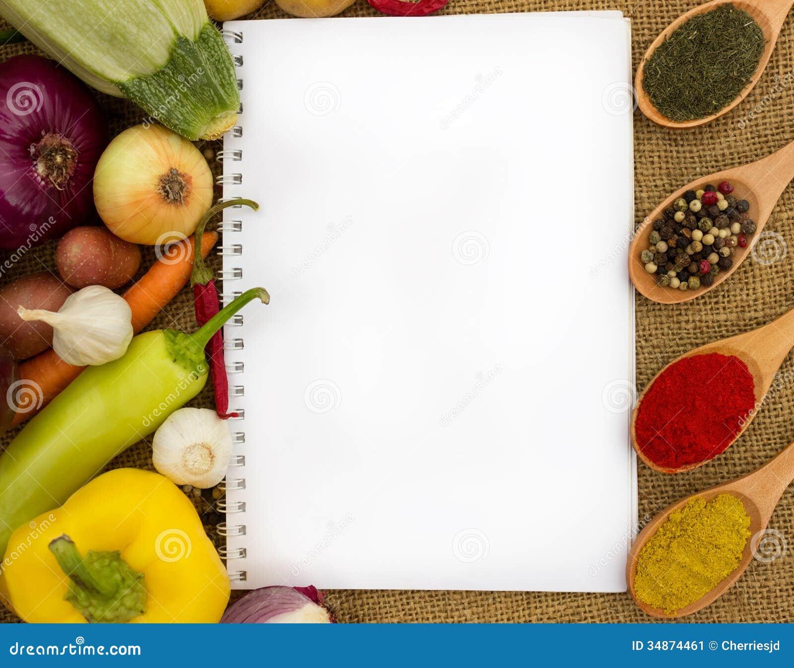 Raw Food Recipe Book Download