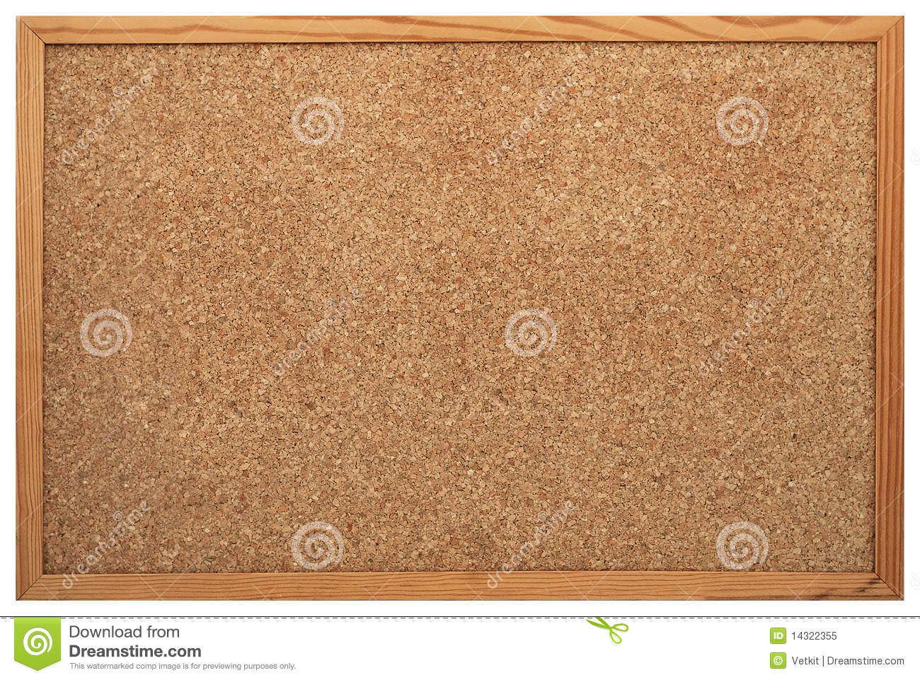 blank cork board - photo #2