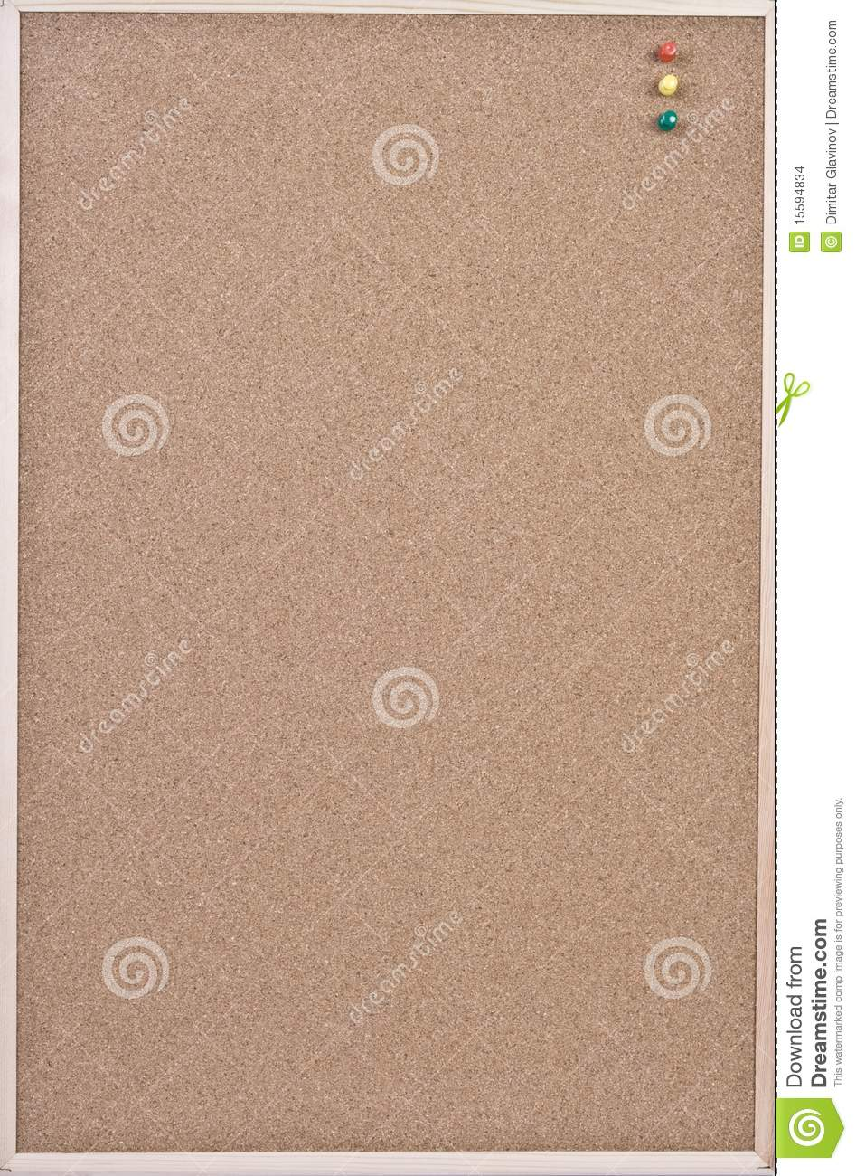 blank cork board - photo #32