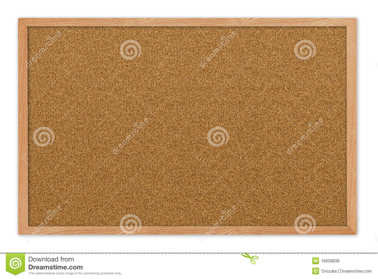 blank cork board - photo #11