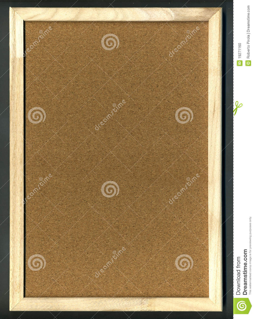 blank cork board - photo #39