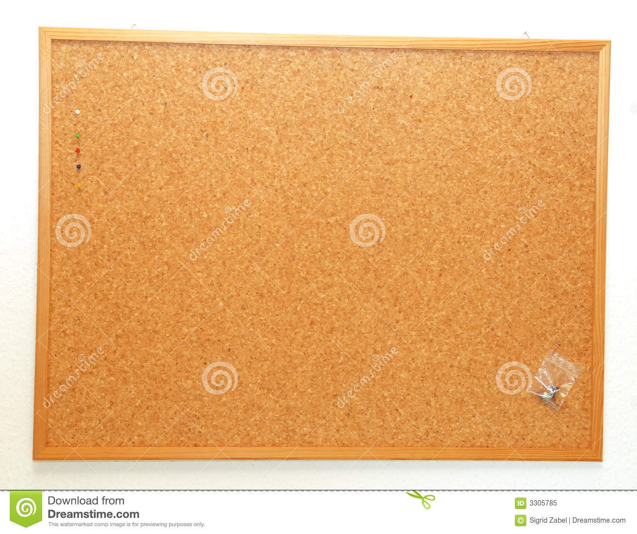 blank cork board - photo #5