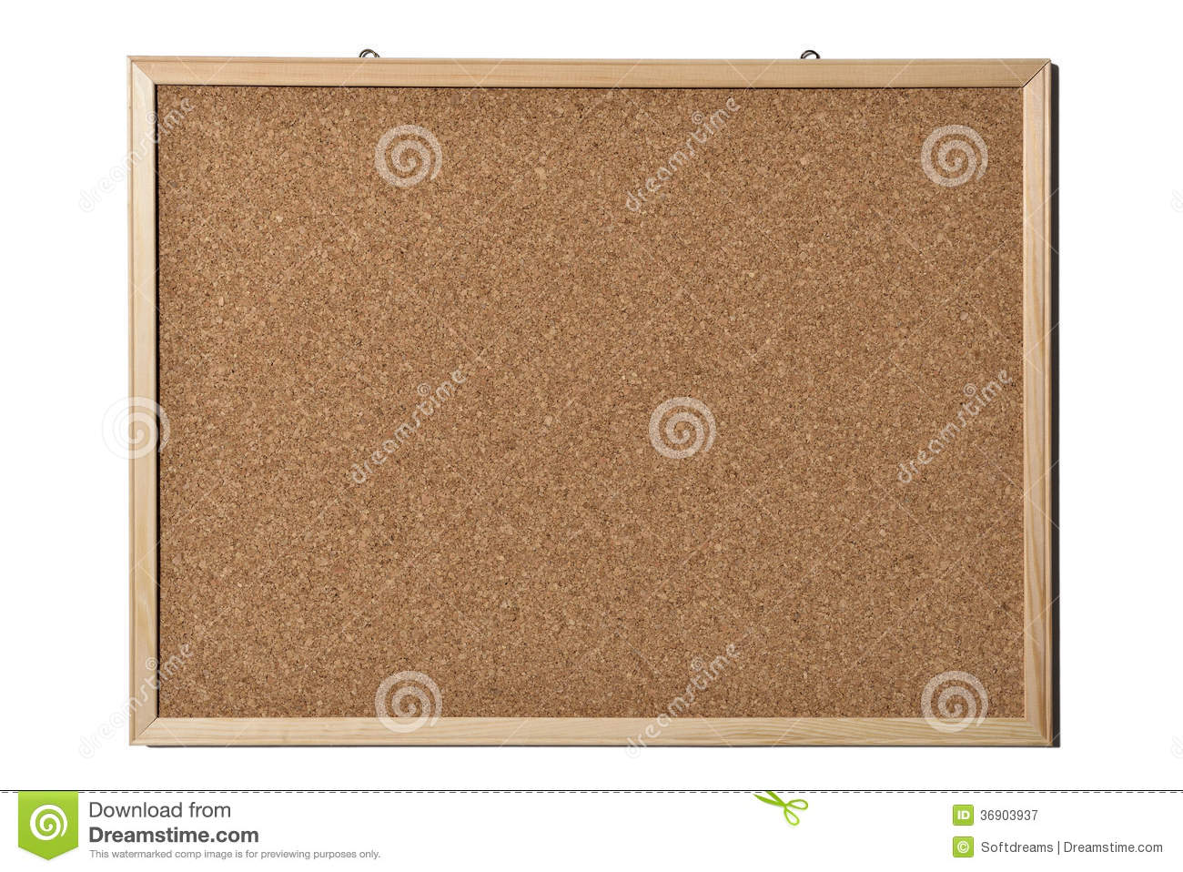 blank cork board - photo #3