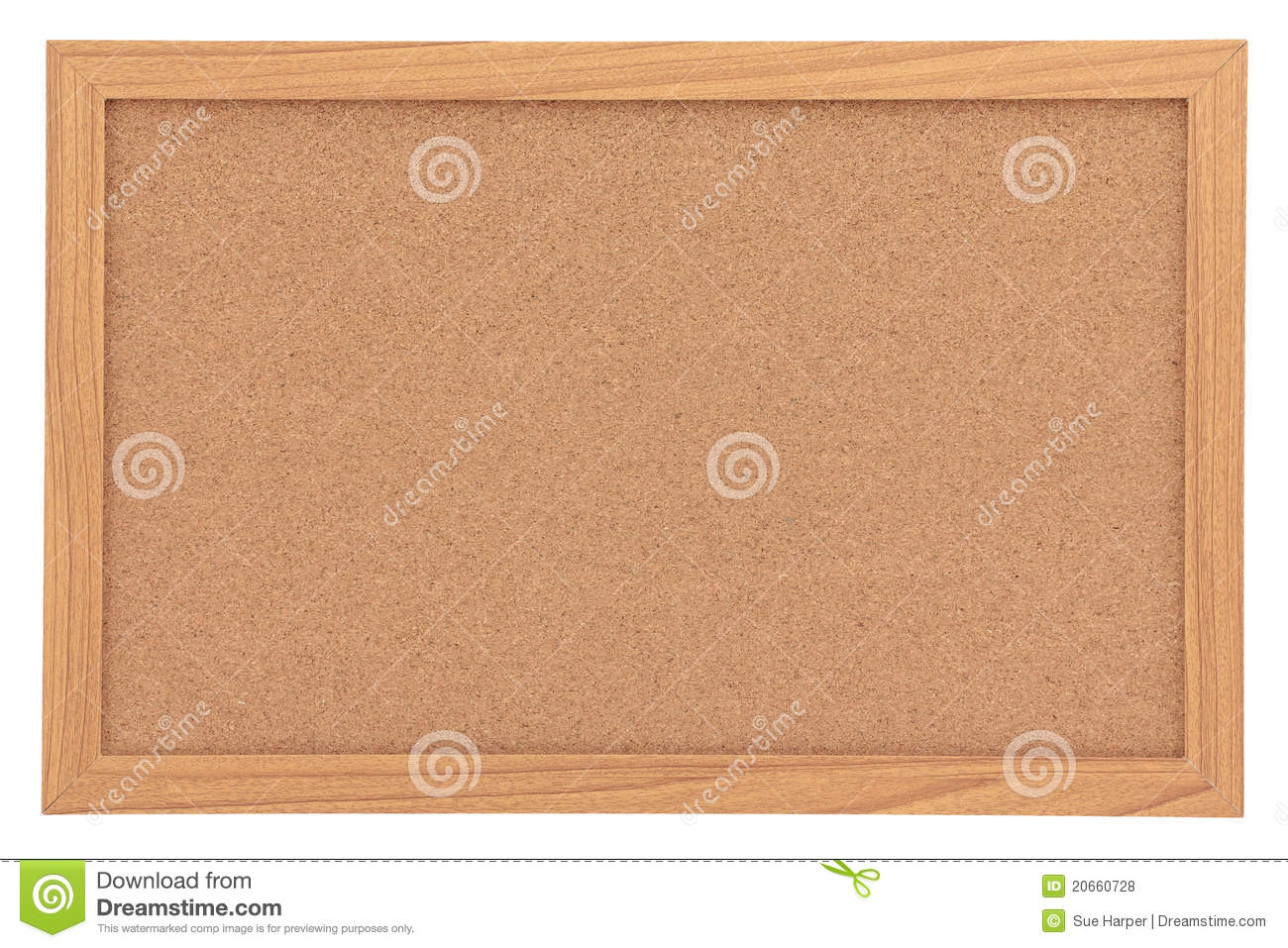 blank cork board - photo #10