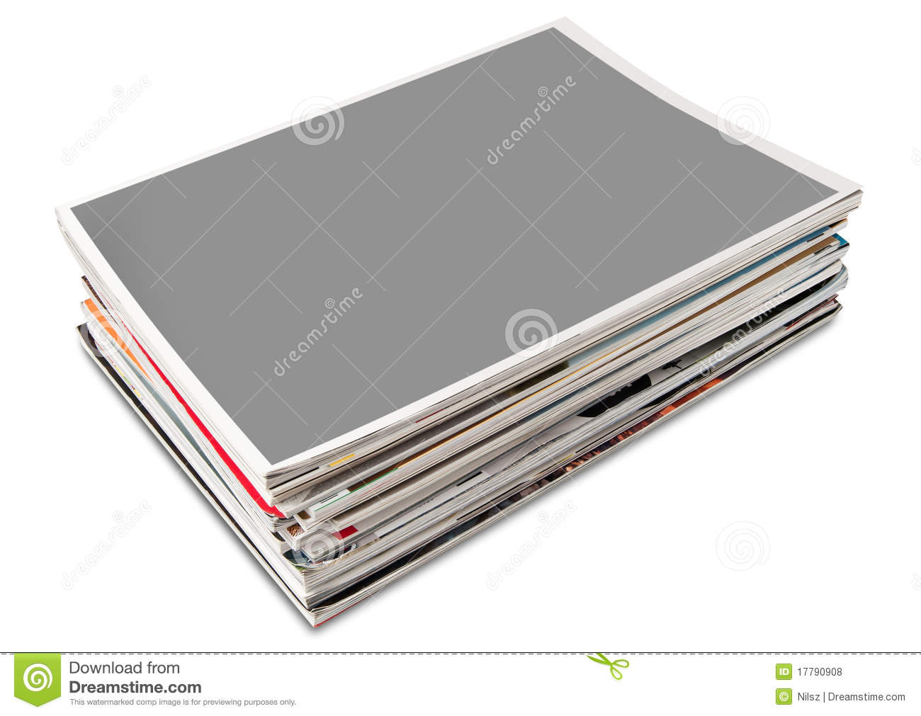 cover page stock images image  blank cover page magazine stack royalty stock photos