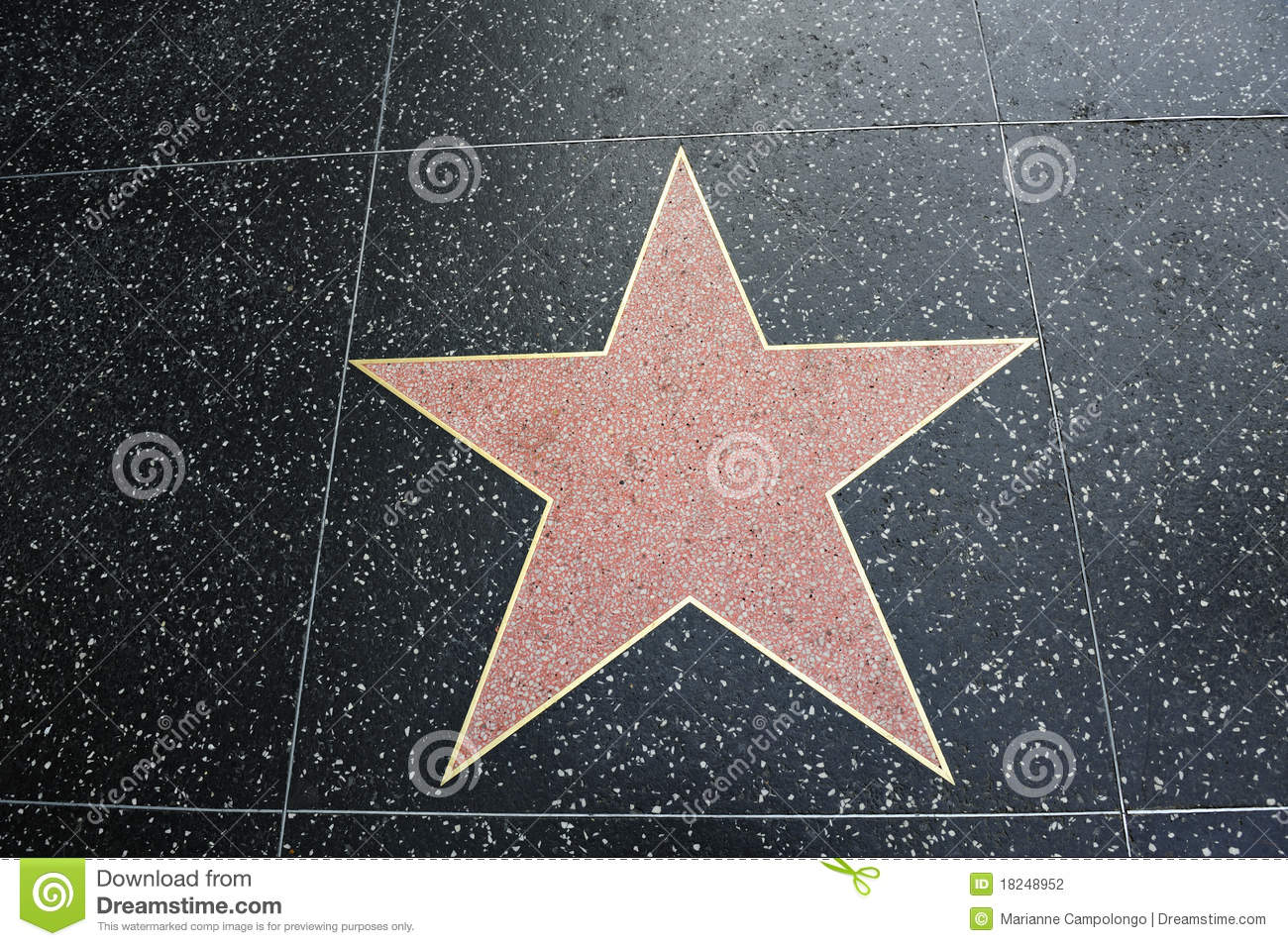 Empty Hollywood Star Vector | www.imgkid.com - The Image ...