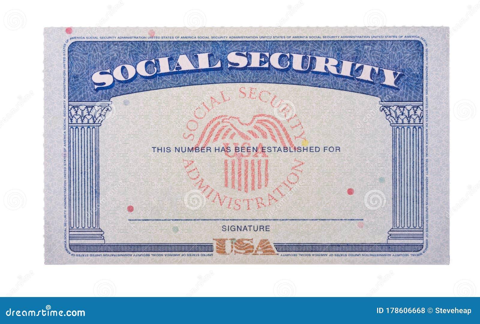 21 Blank Social Security Card Photos - Free & Royalty-Free Stock Inside Editable Social Security Card Template