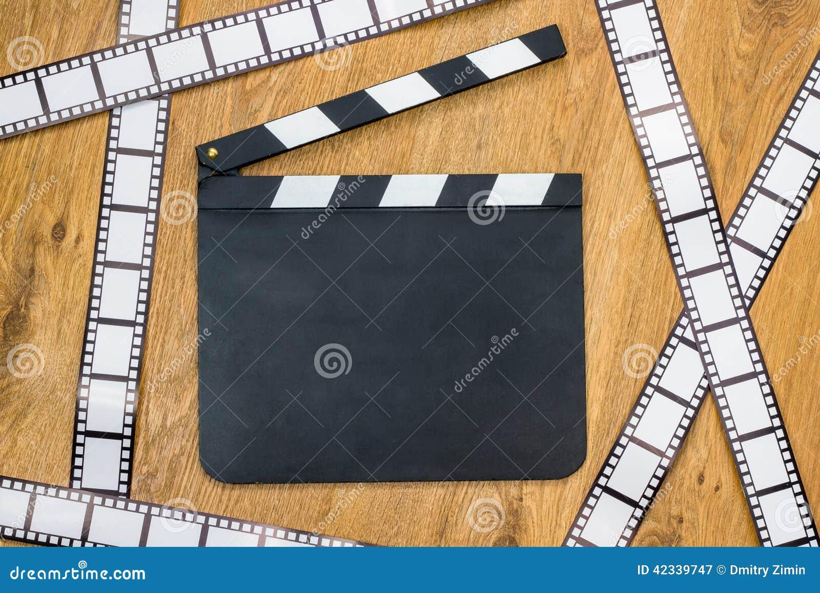 blank film slate - photo #10