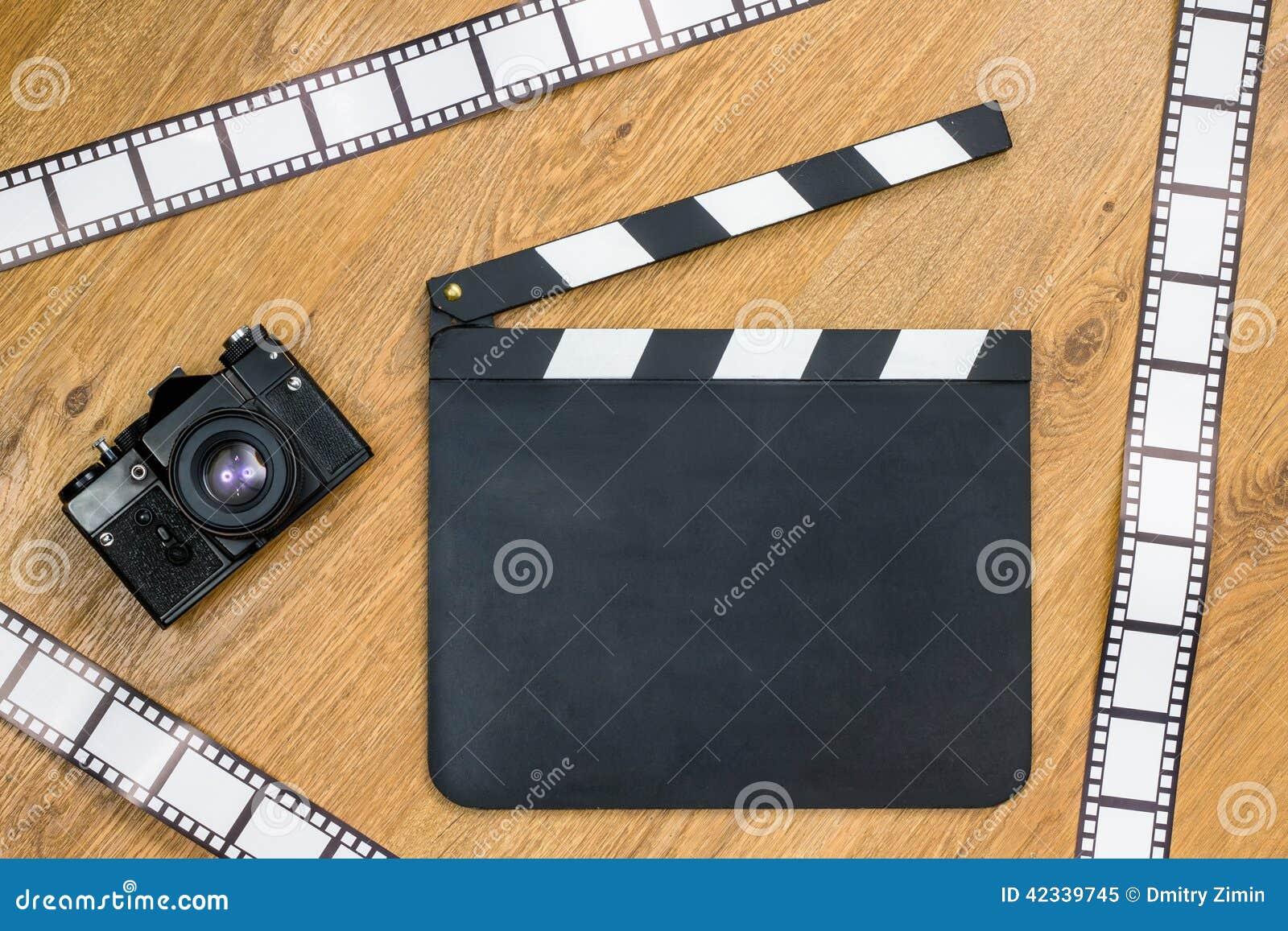 blank film slate - photo #8