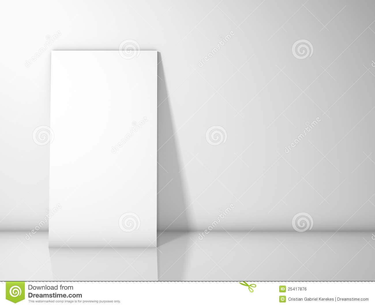 77fa8e96d30 Blank frame against white wall.Copy space for own text. Designers Also  Selected These Stock Illustrations